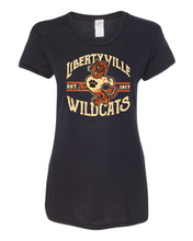 Load image into Gallery viewer, Retro Wildcats Women's Tee