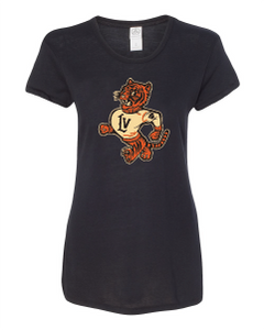 Retro Wildcats Women's Tee