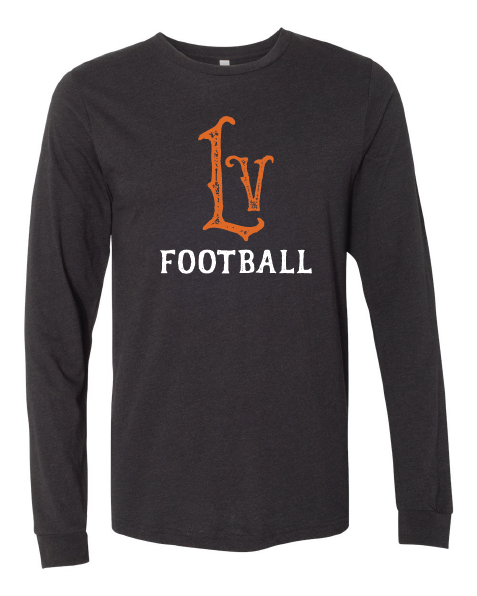 Libertyville Wildcats Football Long Sleeve Tee
