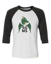 Load image into Gallery viewer, SGMS Raglan Tee