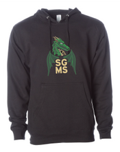 Load image into Gallery viewer, SGMS Hooded Sweatshirt