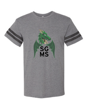 Load image into Gallery viewer, SGMS Vintage Football Tee