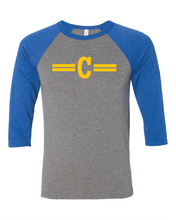 Load image into Gallery viewer, The Perfect Raglan Tee
