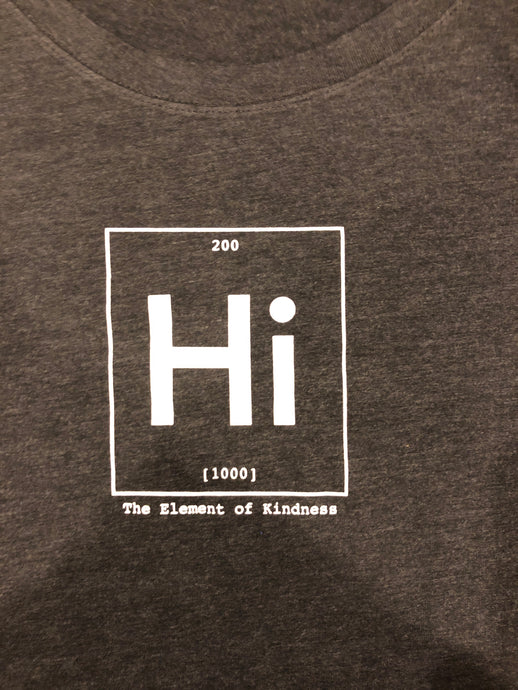 Hi - Element of Kindness Tee