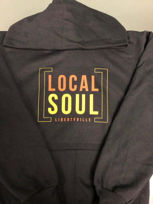 Local Soul Libertyville Youth Hooded Sweatshirt