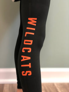 Libertyville Wildcats Youth Compression Tights
