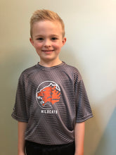 Load image into Gallery viewer, Libertyville Wildcats Youth Torpedo Tee