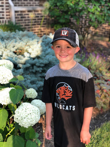 Libertyville Wildcats Youth Performance Tee Local Soul