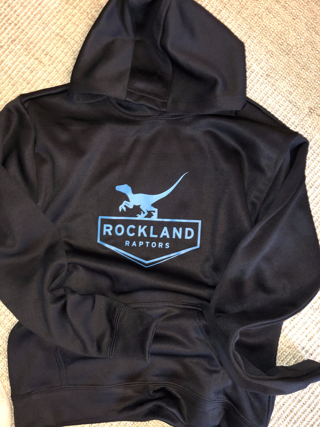 Youth Performance Hoodie - Rockland
