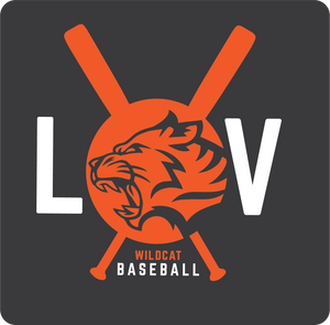 Libertyville Wildcats Baseball Youth Spring Sports Performance Tee