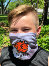 Load image into Gallery viewer, Wildcats Camp neck gaiter/mask