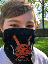 Load image into Gallery viewer, Wildcat baseball neck gaiter/mask