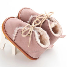 Load image into Gallery viewer, Tootie Booties - Dusty Pink