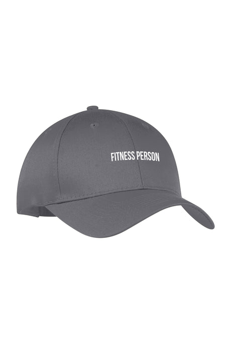 FITNESS PERSON DAD HAT