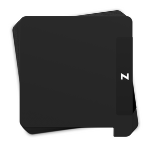 30 Pack Black Vinyl Record Dividers