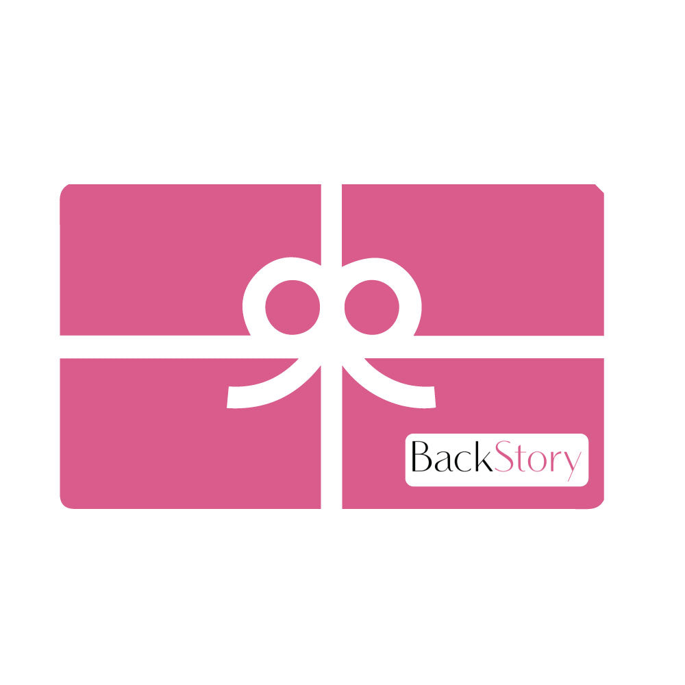 The BackStory Gift Card