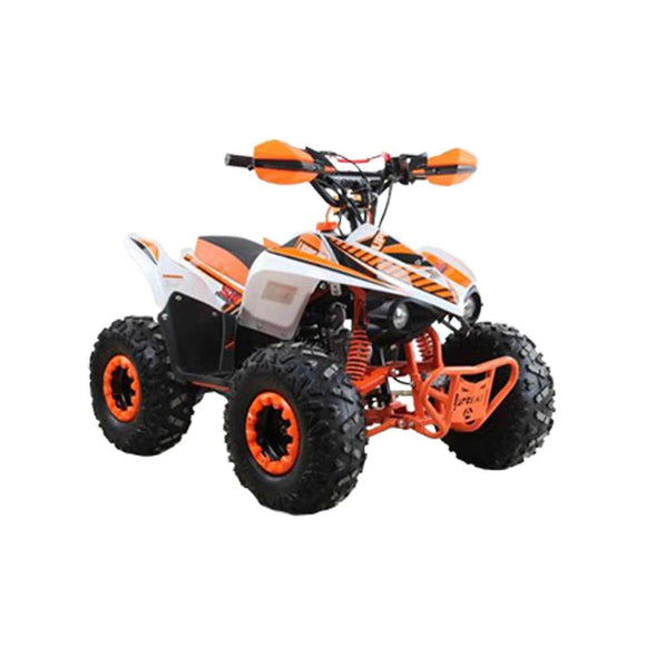 110cc 4 Stroke Midi Monster Quad - Orange - Pocketbike SA