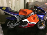 Level Entry 50cc 2 Stroke #46 Rossi - Chinese Version (Cag Model) FREE DELIVERY NATION WIDE - Pocketbike SA