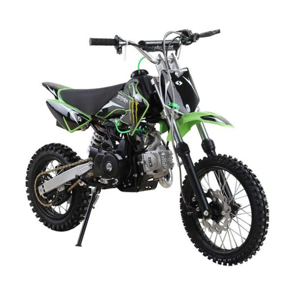 NEW 2021 125cc 4 Stroke Electric Start Monster Dirt Bike - Limited Stock Available