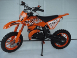 Dirt Bike Side Stand - Pocketbike SA