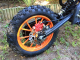Dirt Bike Rim 2.50-10 Sold Seperatly - Pocketbike SA