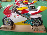 Shell Advance Sticker Kit - Pocketbike SA