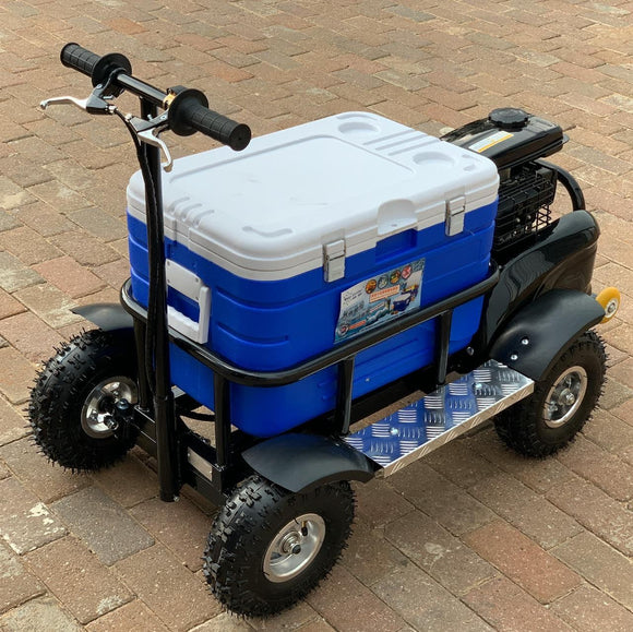 NEW 80cc 4 Stroke Motorized Cooler Rider