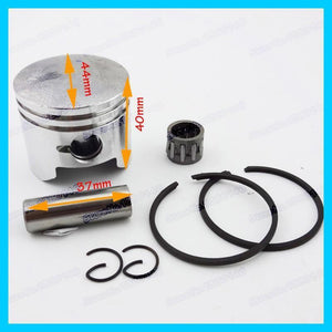 49cc Piston Kits Pin 10mm Piston 40mm