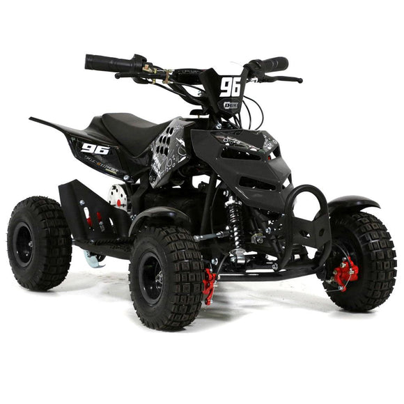NEW 2020 Model KXD 3HP 50cc Mini Quad - (Black) FREE DELIVERY NATION WIDE