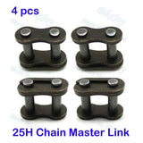 X4 25H Chain Links - Pocketbike SA