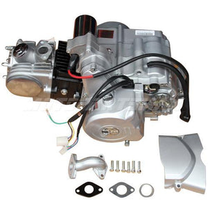 50cc 4 Stroke Electric Start Engine KXD - Made to Fit Our model 4T Bike & Dirt Bike - Pocketbike SA