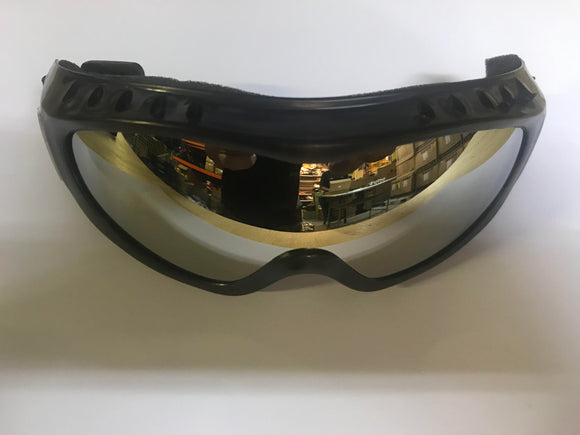 Motocross Goggles - Chrome Tint