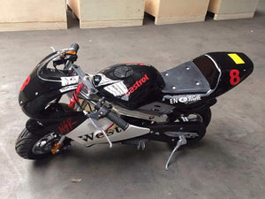 50cc 2 Stroke 3HP Pocketbike WEST Design (CAG Model)