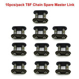 10PC PACK of T8F Chain Master Links - Pocketbike SA