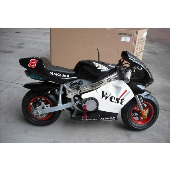 West Sticker Kit - Pocketbike SA