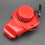 Plastic Easy Pullstart - Red - Pocketbike SA