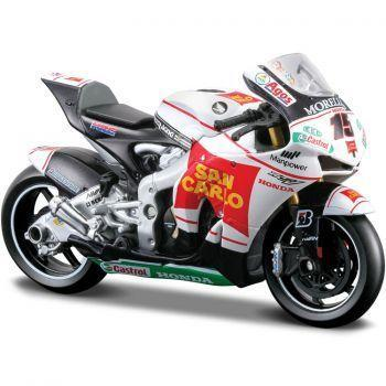 Model Bike 1:18 #15 Maisto San Carlo GP15