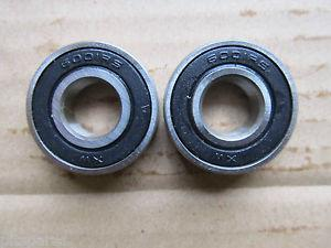Set Standard Wheel Bearings - Pocketbike SA