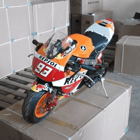 2019 #93 Marc Marquez MotoGP Replica (KXD Model)