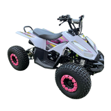 NEW 2021 125CC 4 STROKE ELECTRIC START BLAZER QUAD BIKE - PINK FREE DELIVERY WITHIN SOUTH AFRICA