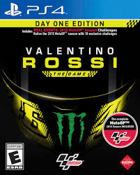 Valentino Rossi #46 The Game PS4 - Pocketbike SA