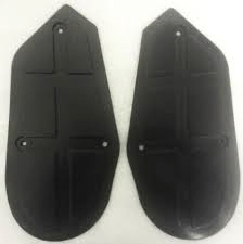 Set Quad Foot Plates - Pocketbike SA