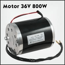 800W 36V Electric Scooter Motor - Pocketbike SA