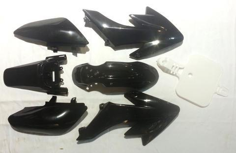 Orion Fairing Kit - Black