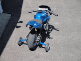 Set Training Wheels - Pocketbike SA