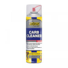 500ml Shield Carb Cleaner