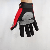 Kiddies PeeWee Gloves  -Red - Pocketbike SA