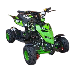 NEW 2021 Model KXD 3HP 50cc Mini Quad - (Green) FREE DELIVERY NATION WIDE