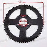 62 Tooth Rear Sprocket 25H - Pocketbike SA