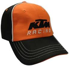 Official KTM Racing Cap Orange